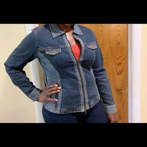 Jackets & Blazers - Rustic Denim Jacket